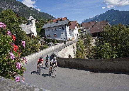 Rennradurlaub in Tirol West