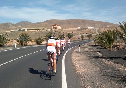 Roadbike Holidays in Fuerteventura