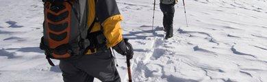 Schneeschuhwandern Toblach