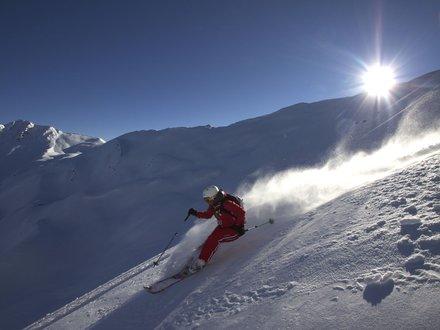 Ski tour in Carinthia