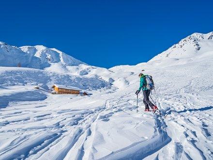 Ski Touring in Italy