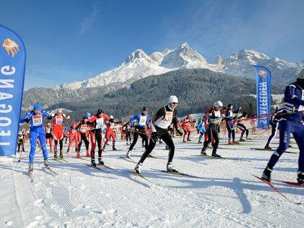 Skimarathon Saalfelden Leogang