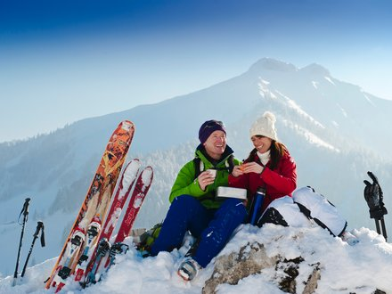 Skitouren in der Fuschlseeregion