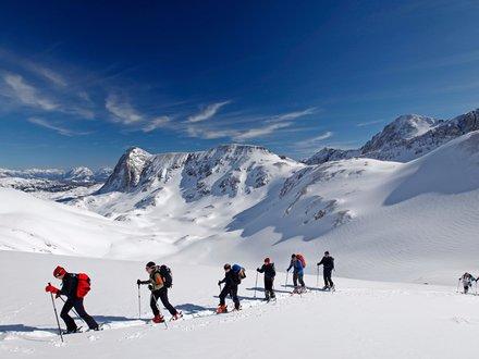 Skitouring in Styria