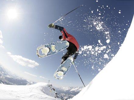 Snowshoeing © Martin Lugger