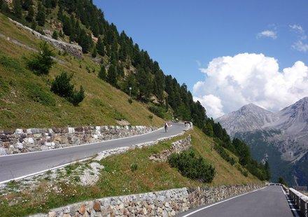 Südtirol Stilfserjoch © Lindenhof