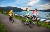 The best lakes for biking
