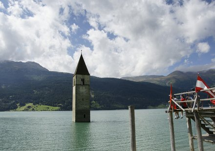 Tirol - Reschensee
