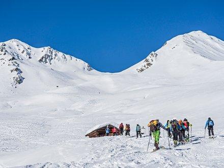 Touren Ski Trail