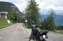 Tourenplanung in den Alpen