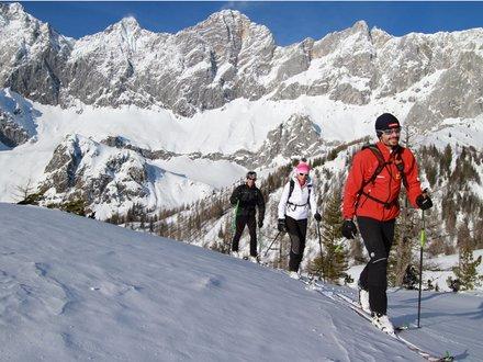 Tourenski gehen in Österreich