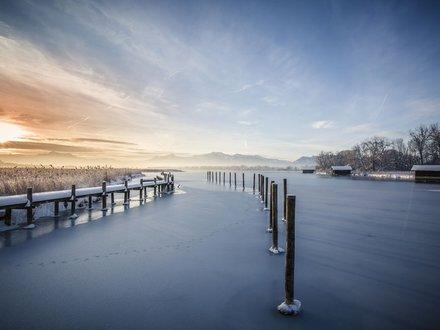Winterlandschaft Chiemgau ©Chiemgau Tourismus