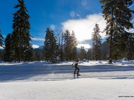 Winterlandschaft in Ruhpolding © Ruhpolding Tourismus GmbH