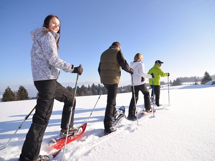 Winterurlaub im Allgäu