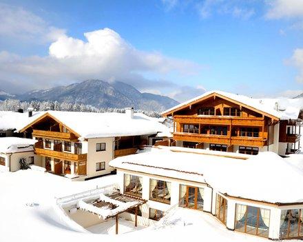 Winterurlaub im Chiemgau