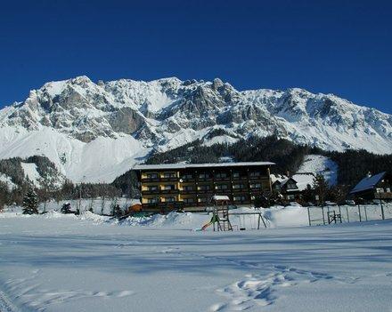 Winterurlaub im Ferienhotel Knollhof