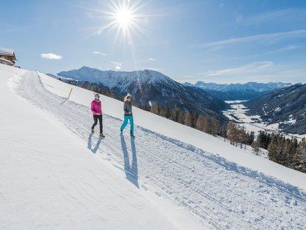 Winterurlaub im Gsieser Tal