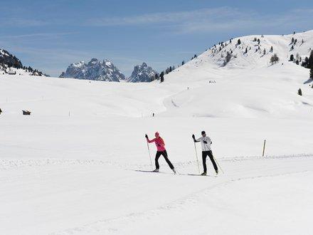 Winterurlaub in der Dolomitenregion Drei Zinnen