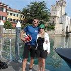 X3-Team Mitglied Daniel zu Besuch am Gardasee