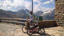 x3 Team zu Gast im Sportcamp Woferlgut
