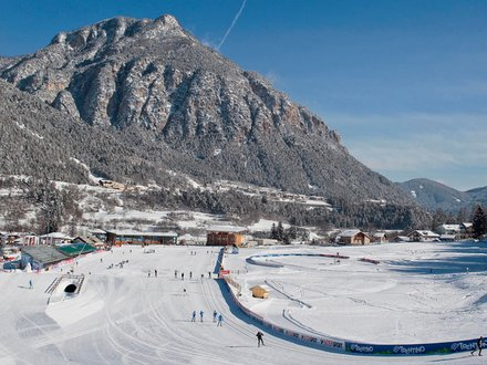 XC ski centre in Italy © orlerimages.com