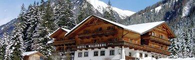 XC ski holiday at Hotel Waldruhe