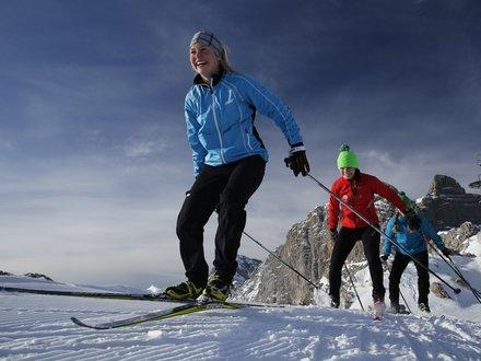XC ski holidays © Herbert Raffalt