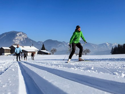 XC ski holidays in Erpfendorf