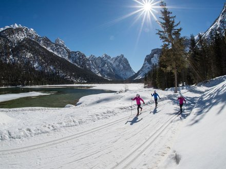 XC ski holidays in Italy