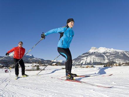 XC ski holidays in Styria