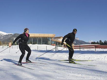 XC ski region Ausseerland
