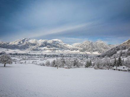 XC ski region Chiemgau  ©Chiemgau Tourismus