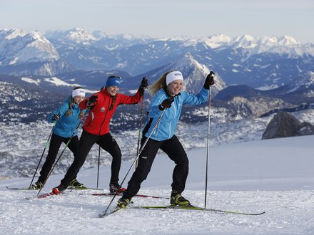 XC ski region Ramsau-Dachstein © Herbert Raffalt