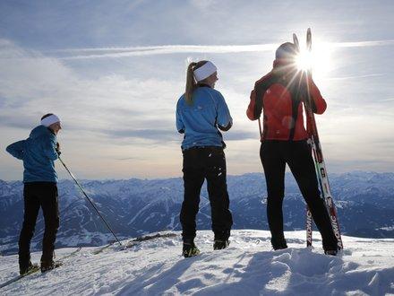 XC skiing in Ramsau © Herbert Raffalt
