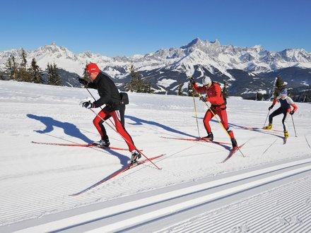 XC skiing - Salzburger Sportwelt