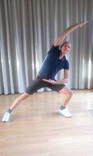 Ftness-Trainer Arthur Pircher