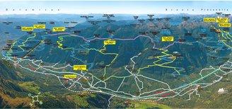 Mountainbike Karte