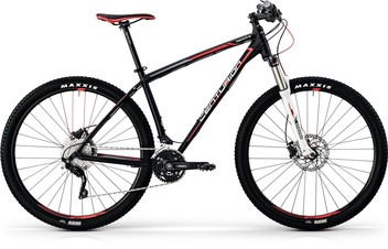 Mountainbike Hardtail Backfire Pro 600