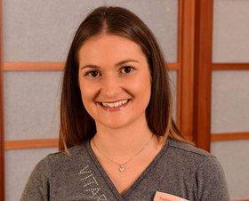 Masseurin Sophie Egger