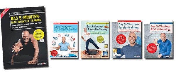 Bücher von Manuel Eckardt Gesundheitsexperte