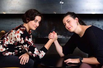 Host Chiara & Emma Nischler