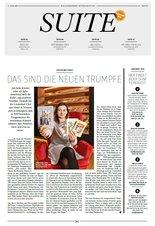 Lindenhof Hotelzeitung Suite